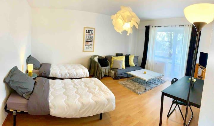 Appartement Saint-Louis Centre