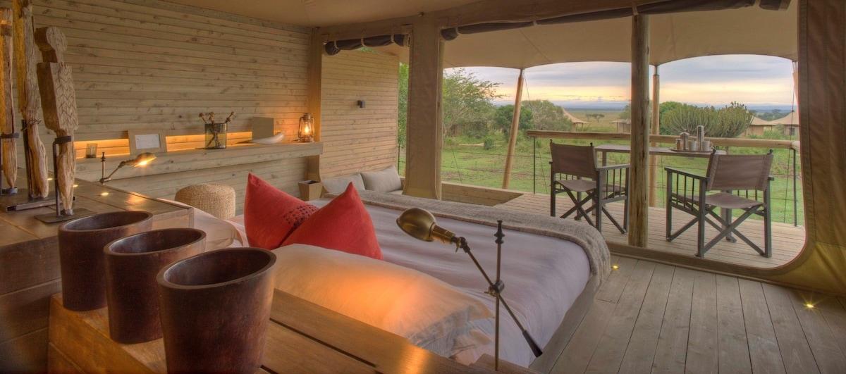 & Kichwa Superior Tent - Apartments for Rent in Masai Mara Kenya