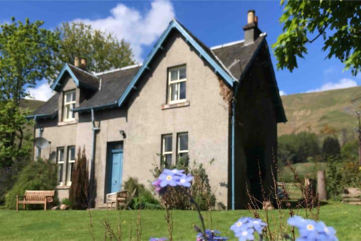 Angus Cottage, Scottish Private Estate