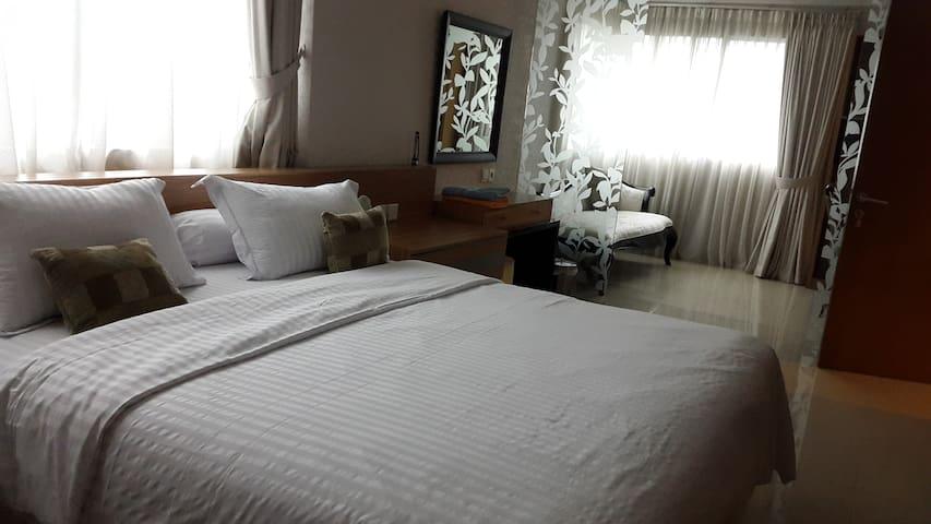 My home in Jakarta (3BR)/Sahid Sudirman Residence - Sudirman - Apartment