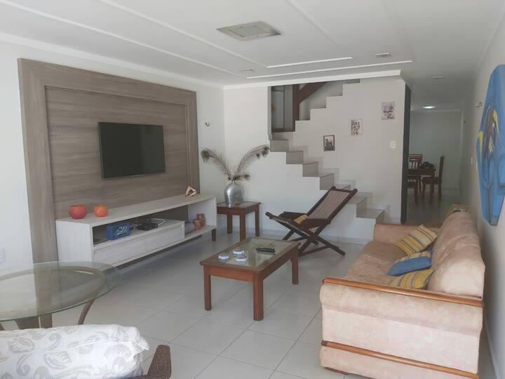 Apartamento aconchegante em Búzios-RN
