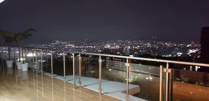 Brand new 2 bedroom apartment in Colonia Escalon