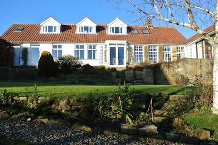Carr Hill House - Briggswath - Hus