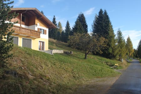 Delightful Alpine Chalet with Exquisite Views! - Gemeinde Albeck - Chalet
