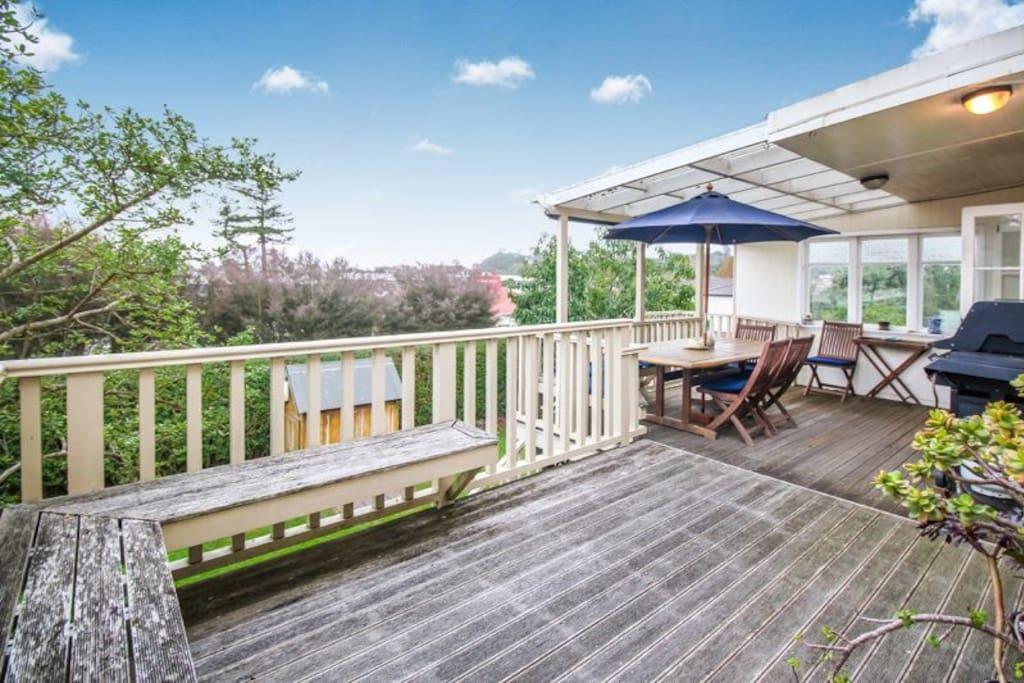 Royal oak californian bungalow u villas louer - La villa rahimona en nouvelle zelande ...