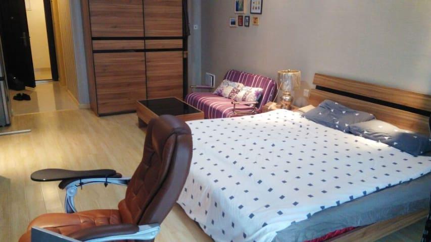 艺品居青年公寓 - Wuhu Shi - อพาร์ทเมนท์