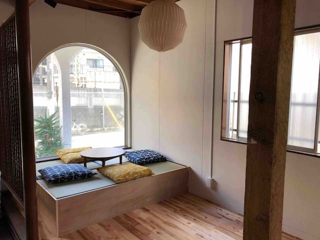 20min from Haneda airport! Resonable private room!