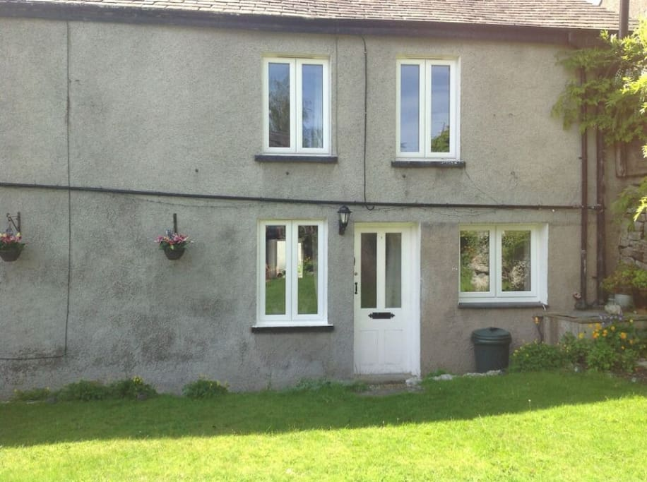 Oronsay, self catering cottage near Ulverston, Lakes Cottage Holidays