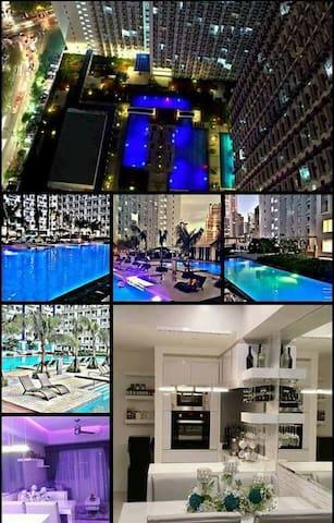 Condo hotel Jazz residences staycation makati