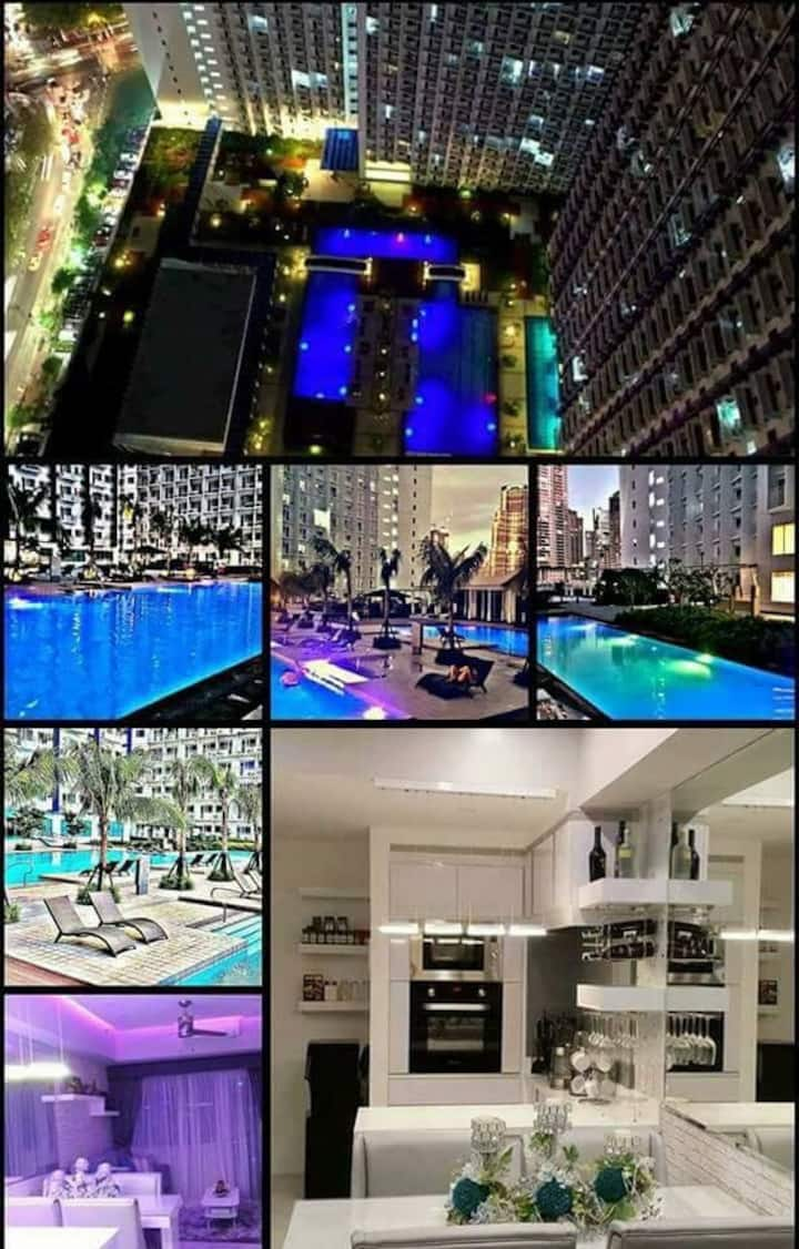 Condo hotel Jazz residences staycation makati