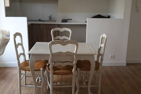 SUPERBE STUDIO NEUF CENTRE VILLE 150M DE LA MER - Vallauris - Apartment