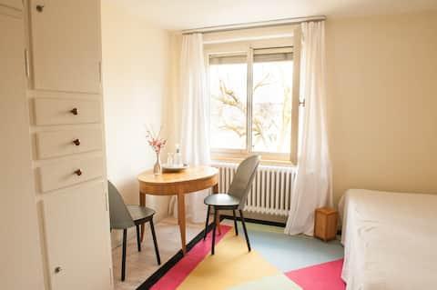 zum Mauersegler, 300 m von Altstadt &Bhf. Zimmer 1
