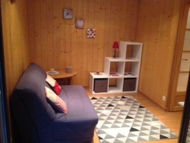 Appartement meublé aux Houches, vallée de Chamonix