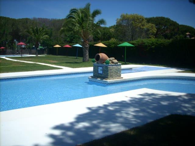 Casa San Andres Golf-Casas Andaluzas.Chiclana Fra. - Chiclana de la Frontera - Sorház