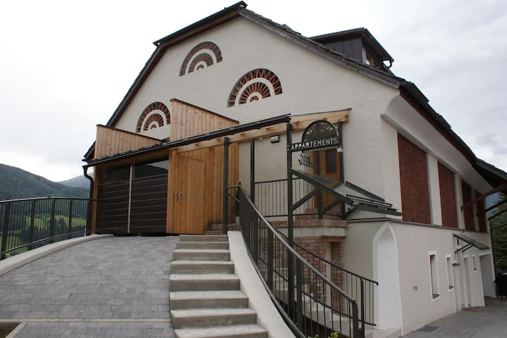 Modern Apartment near Ski Area in Sankt Michael im Lungau