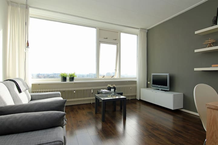 Appartement met Zwols Uitzicht - Zwolle - Wohnung