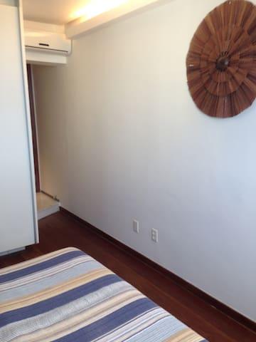 Guest suite, the blue room