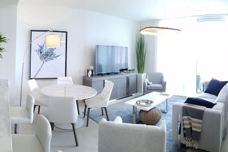 Blissful Boutique Apt - just steps from the beach