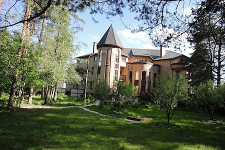 One floor in Big house near Crocus - Yurlovo