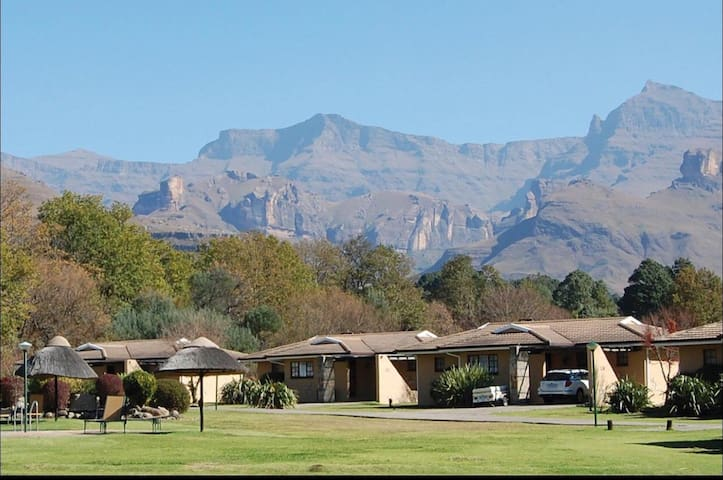 Riverbend Chalets Drakensberg Homes
