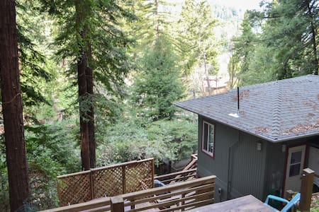 Luxury Cabin at the River 903N - Guerneville