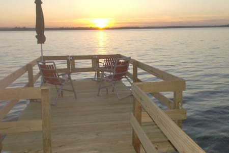 Rustic 1 BR Cabin on Lake Champlain - Plattsburgh