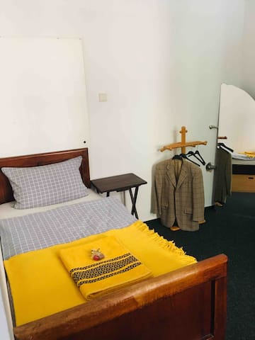 Cozy room in the very historical center of Trencin