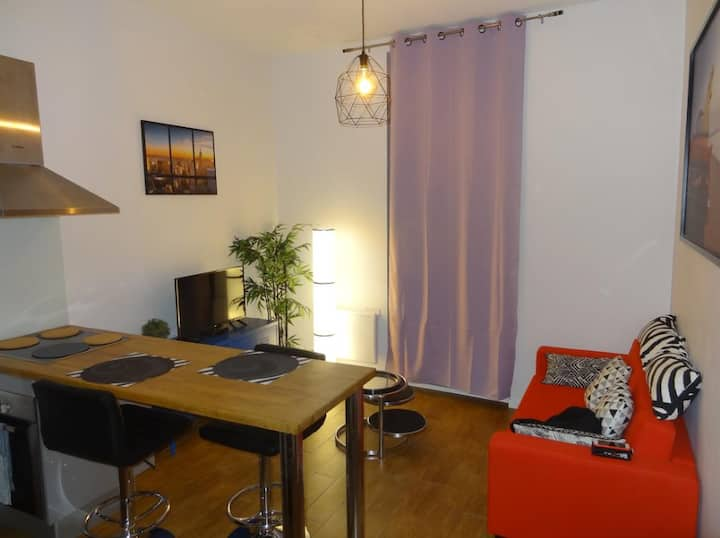 Bel appartement situé dans le centre-ville d'Arles