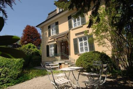Central house, garden, double room - Luzern