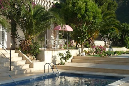 Apartm.in private villa with views - Castelldefels