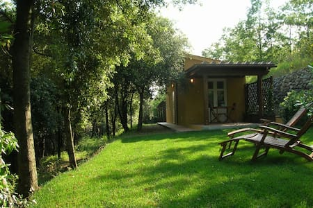 Little cottage in the woods, pool - Casciana Terme
