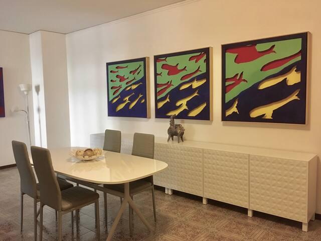 Appartamento San Carlo  (Room Girasole) - Padua - Byt