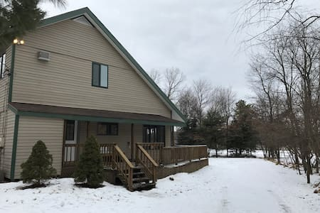 Chalet by the Lake - Albrightsville - Chalet
