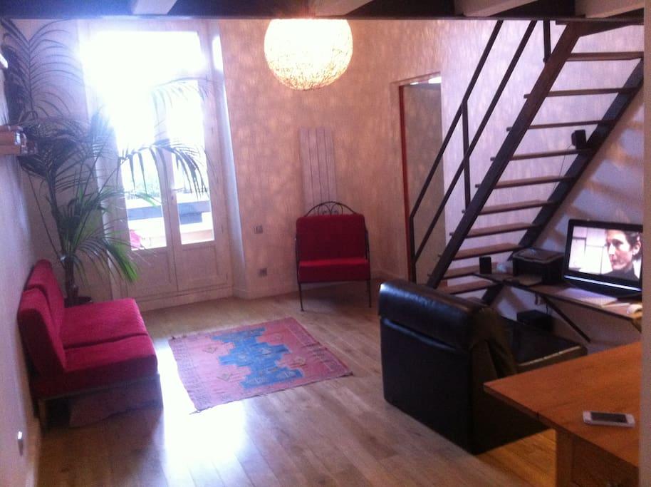 Appartement contemporain à Hyères
