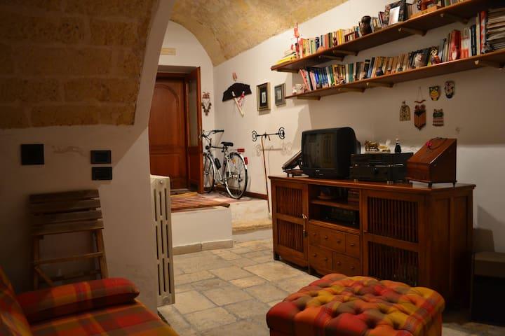 il salotto- living room