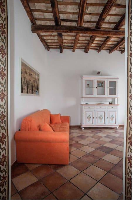 Appartamento principessa jolanda appartamenti in affitto for Soggiorno a trapani