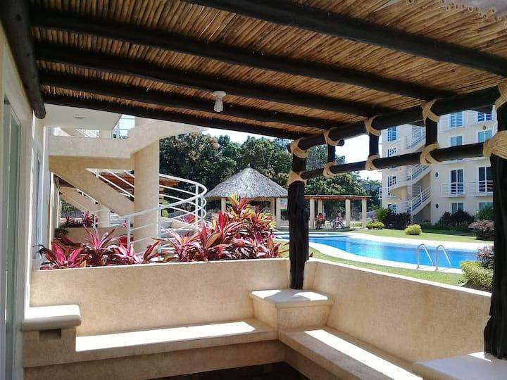 Acapulco  Marina Diamante. Wifi y Sky