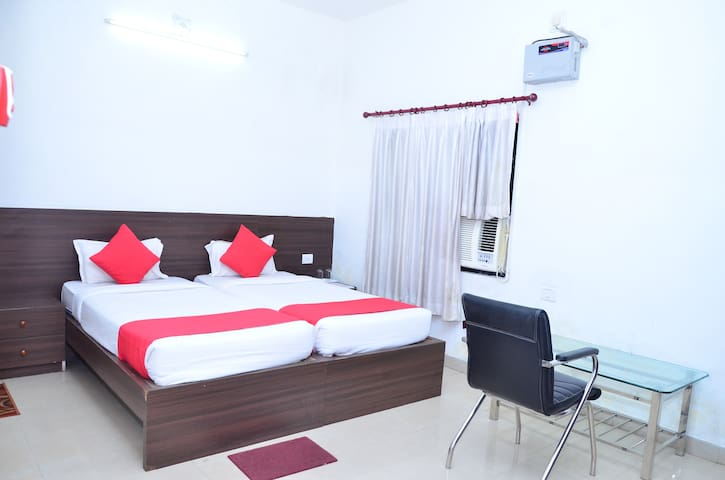 THE EXTENDED STAY  - Room No. 104