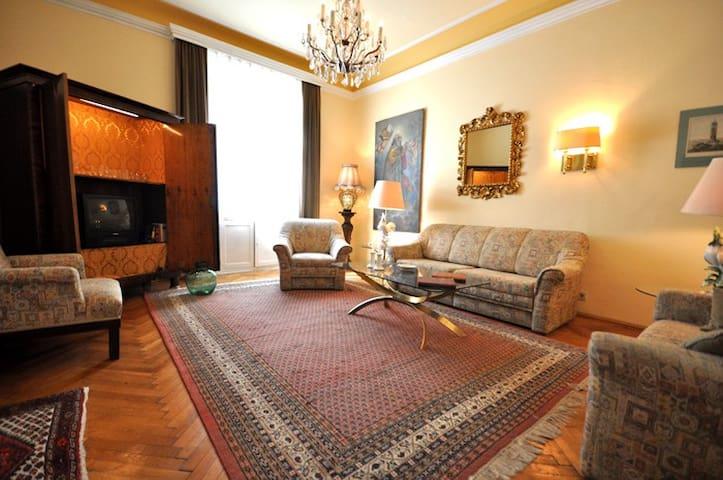 orig. Vienna Apartment, trad. style - Vienna - Apartment