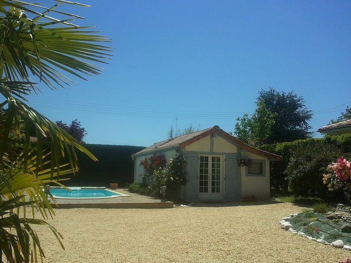 1 nice bed & breakfast close to Bordeaux