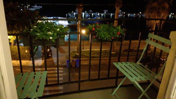 Balcone sul  Lungomare