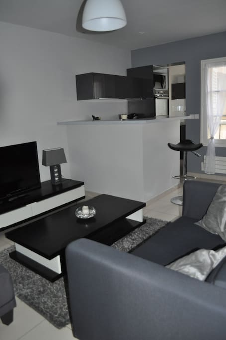Bordeaux chartrons t3 60m2 neuf apartments for rent in for T3 bordeaux
