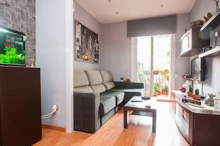GORGEOUS EQUIPPED APTM WITH PARKING - Barcelona - Apartment