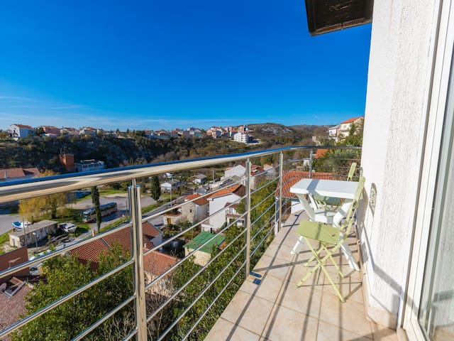 One bedroom Apartment, in Novi Vinodolski (Crikvenica), Balcony