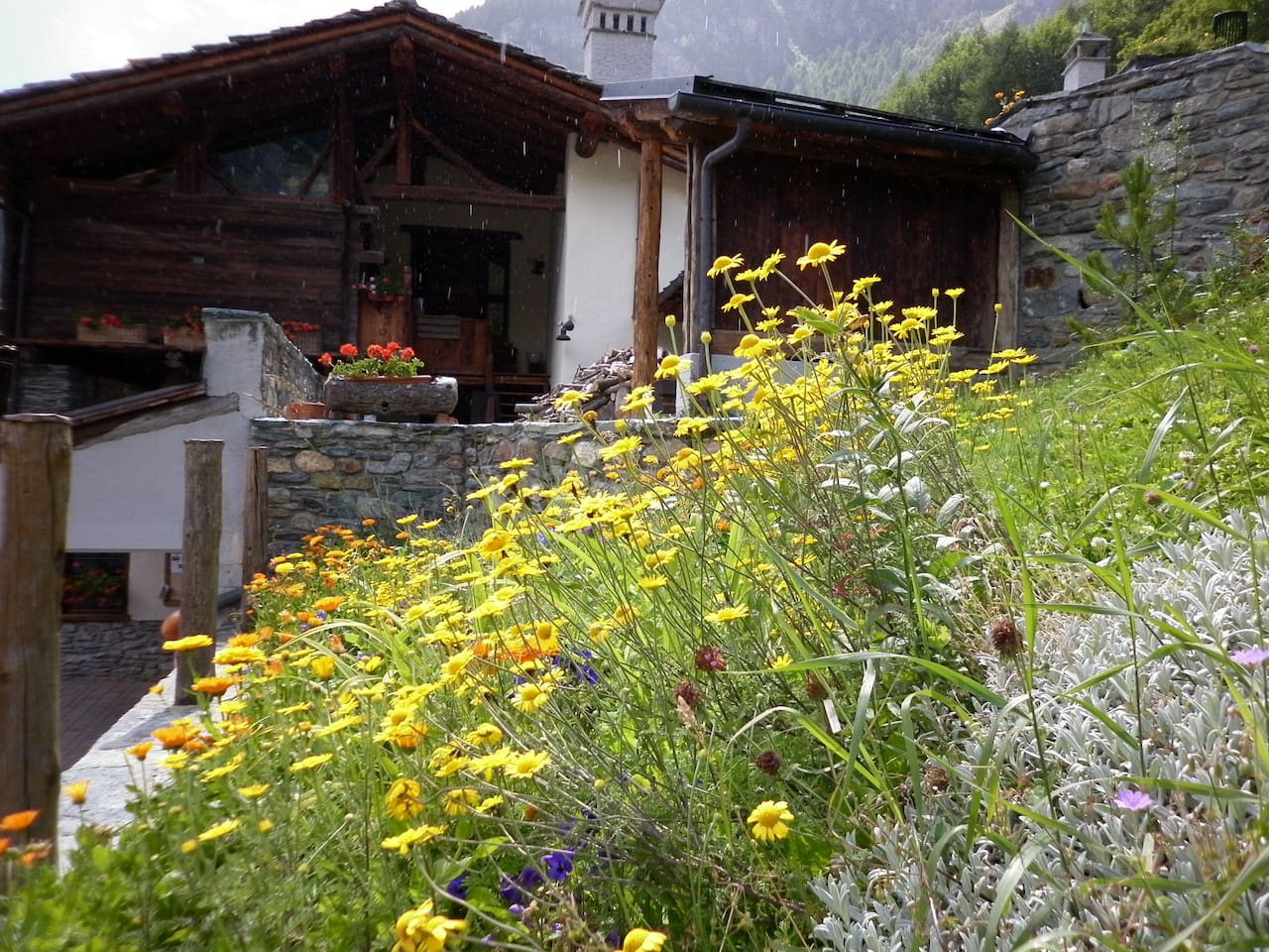IL BED&BREAKFAST A PANKEO
