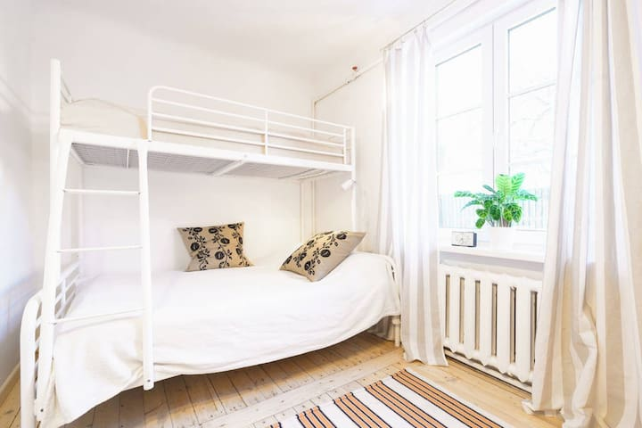 Cosy triple room in Sigulda Homestay - Sigulda