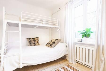 Cosy triple room in Sigulda Homestay - Sigulda