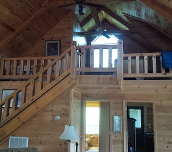 Adam`s Cove- Ocoee River Cabin Rental - Turtletown - Chatka