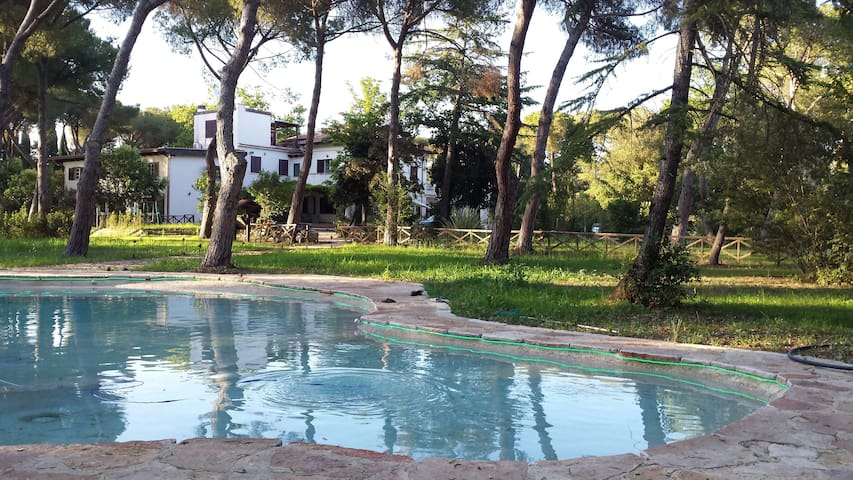Agriturismo La Muratella - App.to Tevere - ローマ - 別荘