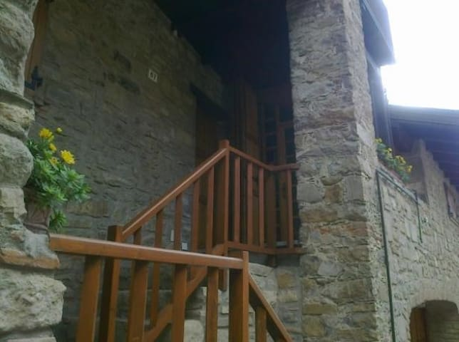Casa con vista a Zavattarello